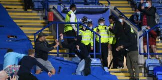 Leicester, arrestati tifosi del Napoli