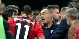 stangata per Sarri Milan-Lazio