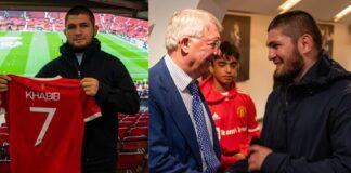 Khabib e Sir Alex Ferguson