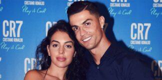 il regalo di Ronaldo a Georgina