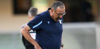 Lazio in ritiro