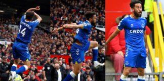 Townsend esulta come Ronaldo